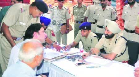 Mixed response to Chandigarh's public grievances redressalcamp