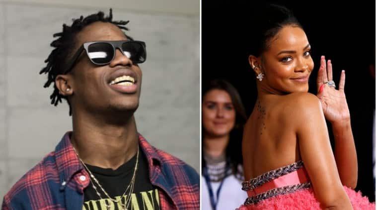 Rihanna dating travis scott