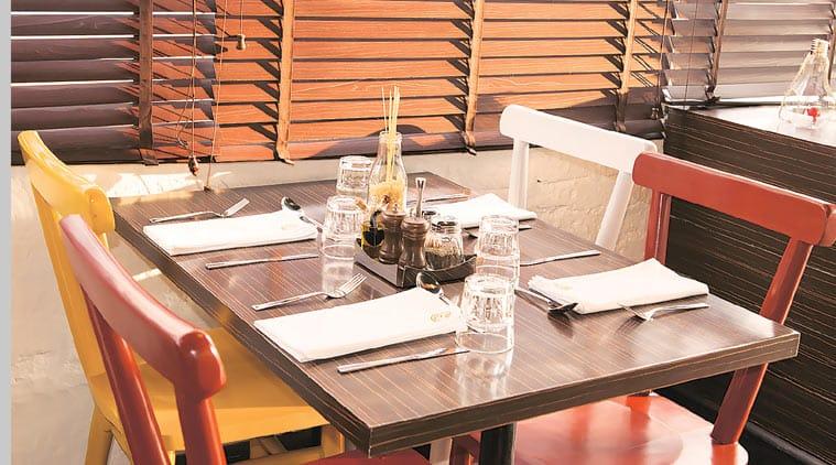 food review, restaurants in delhi, delhi restaurant, establishment ristorante, meherchand market restaurants, food news