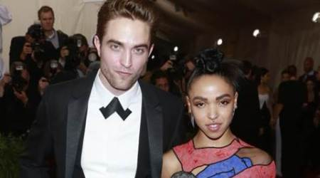 Robert Pattinson, FKA Twigs' enjoy date night