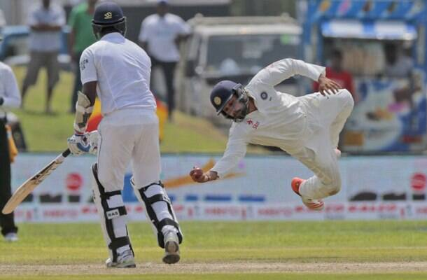 India vs Sri Lanka, Sri Lanka vs India, Ind vs SL, India in Sri Lanka, India tour of Sri Lanka, India Sri Lanka cricket, India vs Sri Lanka 2015, India vs Sri Lanka photos, Virat Kohli, Kohli, Sangakkara, Kumar Sangakkara, sangakkara photos, cricket photos, cricket