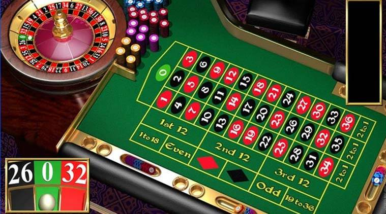 russian roulette casino online game