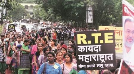 RTE admissions: 'Will act against 46 erring schools after September 24, says PurshuttomBhapkar