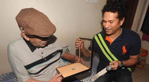 Happy Teacher's Day: Sachin Tendulkar wishes childhood coach Ramakant Achrekar