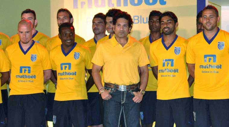 Sachin tendulkar, tendulkar, sachin tendulkar india, indian super league, isl 2015, isl, indian super league 2015, isl 2015 teams, kerala blasters, football news, football