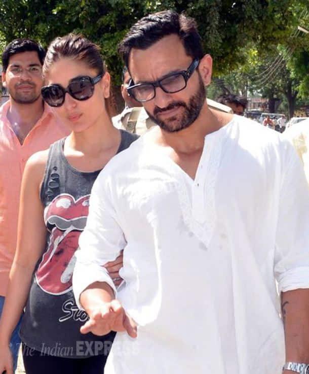 Saif ALi Khan, Kareena Kapoor Khan, eid, bollywood, entertainment
