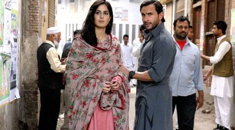 Happy with 'Phantom' response, says Saif Ali Khan