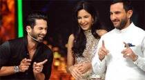 There has never been any problem with Shahid: Saif