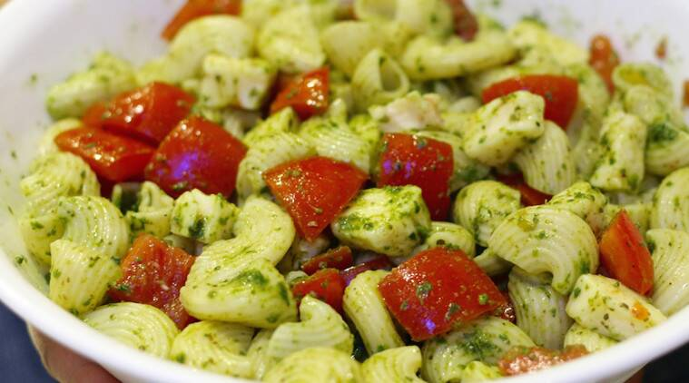 Express Recipes: How to make Caprese Pasta Salad