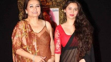 Veteran actress Salma Agha and daughter Sasha in 'Bigg Boss 9'?