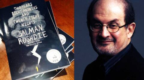Salman Rushdie, Book Review, Two Years Eight Months and Twenty-Eight Days , Salman Rushdie book, Book launch, Antoine Galland, The Satanic Verses, Book Review,