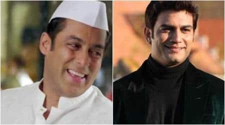 Salman Khan, Salman Khan news, Salman Khan hero movie, Salman Khan films, Salman Khan sharad kelkar, Sharad Kelkar, Sharad Kelkar news, Sharad Kelkar films