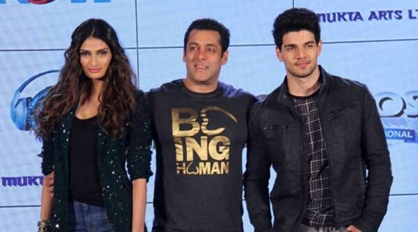 Salman Khan, Salman Khan Hero, Salman Khan sings hero song, Sooraj Pancholi, Athiya Shetty, Salman Khan Main Hoon Hero Tera, Salman Hero, Salman Khan photos, Hero