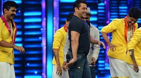 Salman Khan sings on 'Dance +'