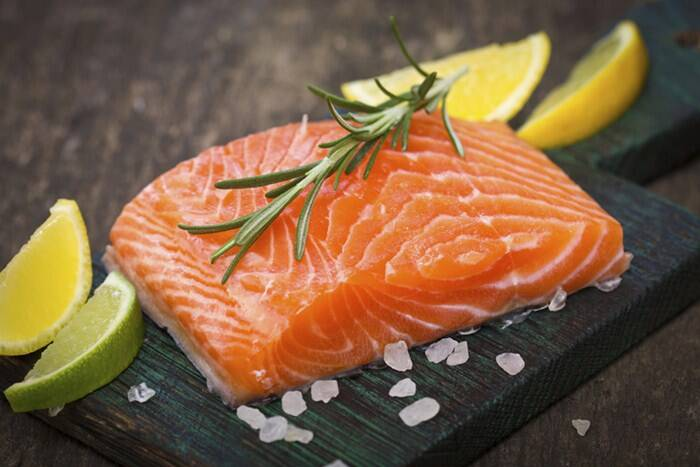 Salmon food, smoked salmon, seafood in India, Best sea food place in India, Bengali yogurt mustard Salmon, Amritsari Tawa Salmon, Indian Express news, The Indian Express