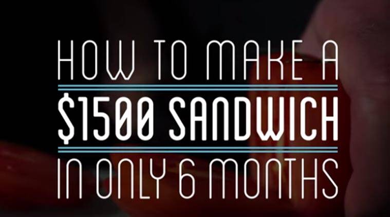 Viral video, How to make a sandwich from scratch, Sandwich from scratch, How to make everything, Video, Guy makes sandwich from scatch, social media, YouTube, YouTube videos
