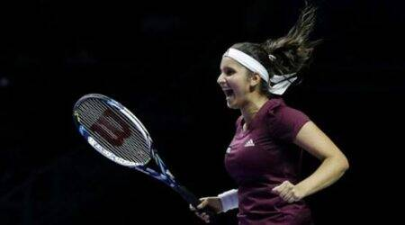 Sania Mirza, Leander Paes book second round berths