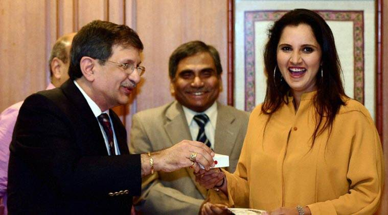 Peaking for 25 weeks a year is not easy, says Sania Mirza