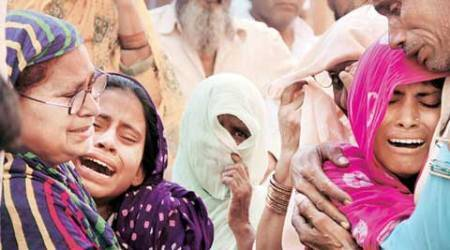 Dadri: Mob kills man, injures son over 'rumours' that they ate beef