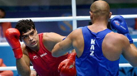 Satish Kumar joins L Devendro in Asian Championships semis, Worlds