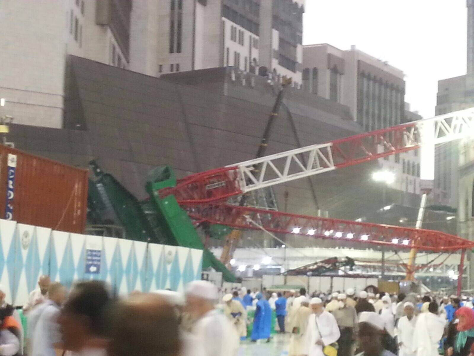 saudi arabia, mecca accident, mecca mosque collapse saudi, mecca mosque collapse, saudi arabia mosque collapse, mecca Grand Mosque collapse, saudi arabia news, world news,