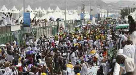 Haj stampede: Death toll of Indians rises to 58, over 70 still missing