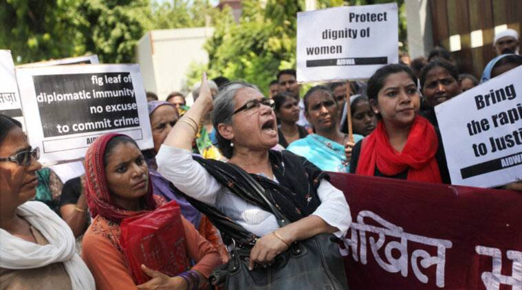 Nepalese women, Gurgaon rape case, Saudi diplomat, saudi diplomat, gurgaon rape case, Saudi Arabian diplomat, Gurgaon rape case, nepali women rape, nepali rape, saudi arabia diplomat, saudi nepal rape, gurgaon rape, gurgaon diplomat rape, nepal embassy, saudi arabia, rape, crime, rape case, indian express