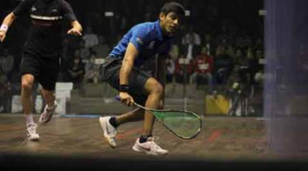 On his lucky day, Saurav Ghosal ends PSA trophydrought