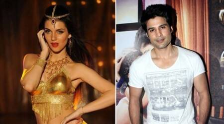 'Jhalak Reloaded' contestant Scarlett Wilson to make acting debut with Rajeev Khandelwal