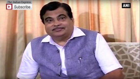 Land Ordinance Would Not Be Promulgated: Nitin Gadkari