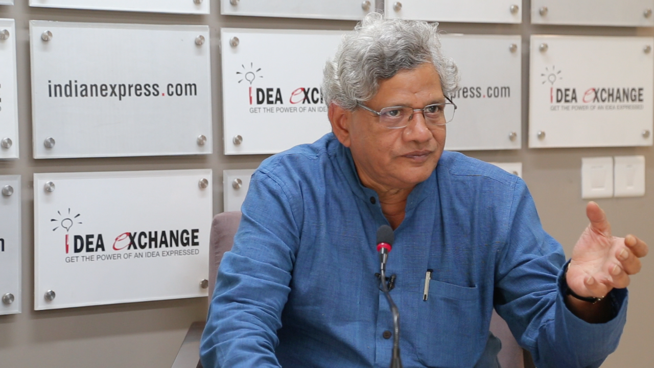 Sitaram Yechury Explains The Logic Behind Bharat Bandh