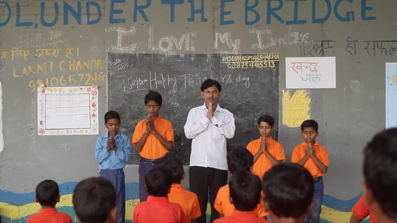 Teachers' Day Special: The School Under The Bridge