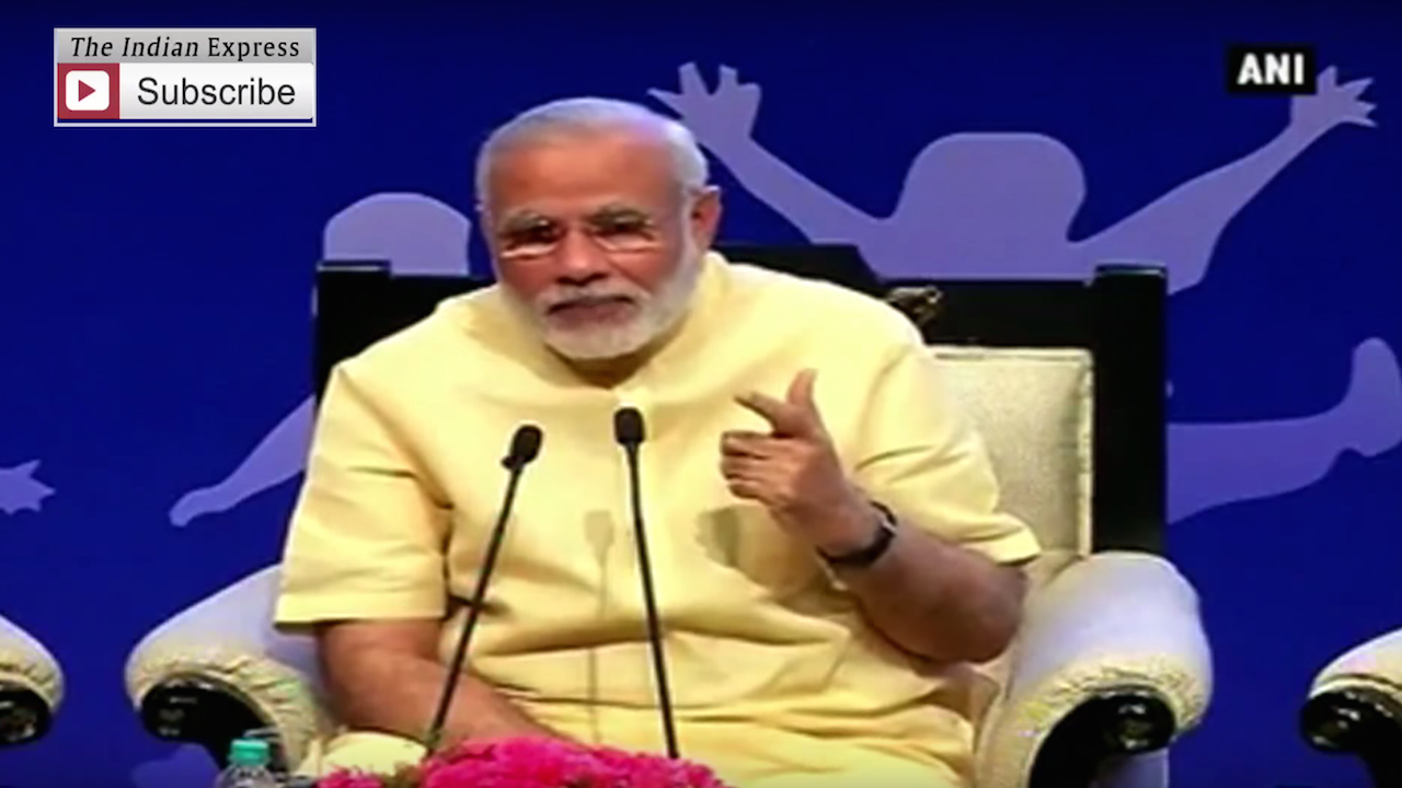 PM Narendra Modi Interacts With Students On The Eve Of Teachers' Day