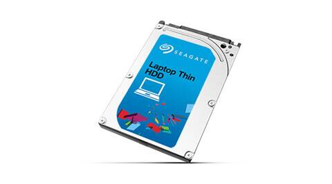 Expect laptops to get thinner with Seagate's new 7mm areal density 2TB HDD