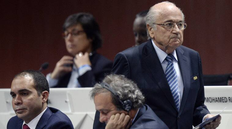 Sepp Blatter, Michel Platini, FIFA scandal, FIFA crisis, FIFA corruption, corruption in FIFA, FIFA corruption news, sports news, sports
