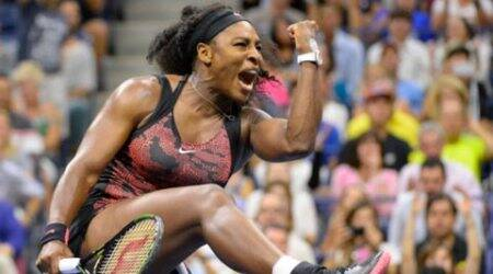 US Open: Serena fights to keep Grand Slam bid alive
