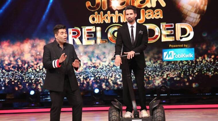 shahid kapoor, jhalak dikhla jaa reloaded, shahid kapoor movies, shahid kapoor films, shahid, shahid kapoor news, shahid kapoor upcoming movies, entertainment news