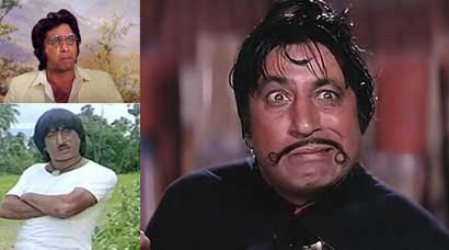 Bollywood's favourite 'villain' Shakti Kapoor turns 57: His most memorable roles