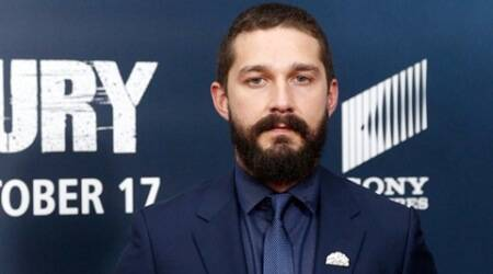 Making 'Man Down' was like therapy: Shia LaBeouf