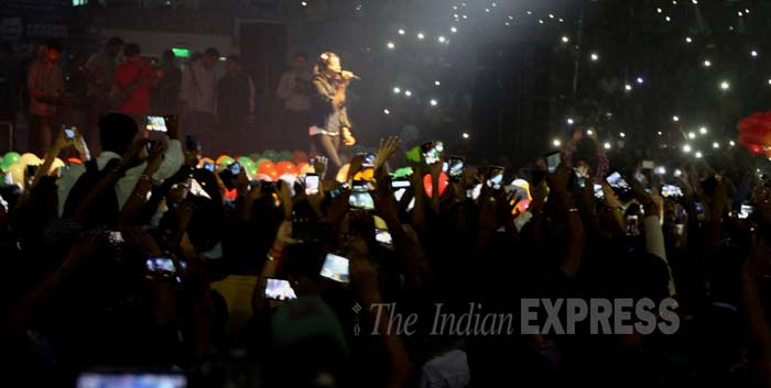 Shilpa Rao, Shilpa Rao Delhi concert, Shilpa Rao Talkatora