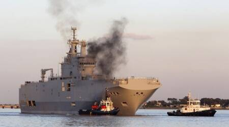 Egypt buys 2 warships from France, 2nd big militarypurchase
