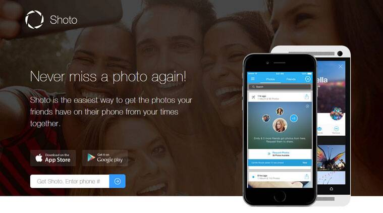 Shoto app for private photo sharing now available on Android and iOS