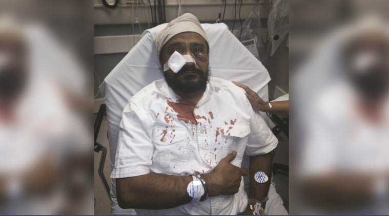 sikh man assaulted in us, bin laden, bin laden news, sikh man beaten in us, elderly sikh man brutally attacked, Chicago sikh man assulted, sikh man called osama bin laden, sikh man osama bin, US news, latest news in usa, world new