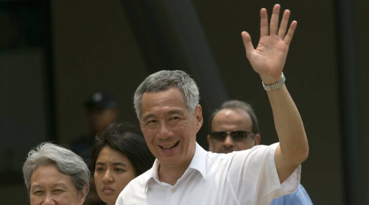 Singapore, Singapore elections, Singapore polls, Singapore votes, Lee Hsien Loong