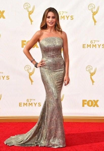 Emmy Awards, Heidi Klum, Sofia Vergara, January Jones, Kerry Washington, Jon Hamm, Tina Fey, Emma Roberts, Lady Gaga, emmy Awards 2015, Emmys 2015, Emmys 2015 photos