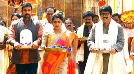 Soggade Chinni Nayana, Soggade Chinni Nayana movie, Soggade Chinni Nayana stills, Soggade Chinni Nayana cast, Soggade Chinni Nayana release, entertainment news, nagarjuna
