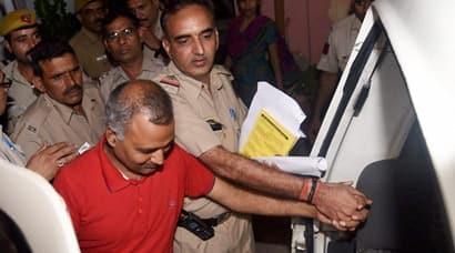 Somnath Bharti, Somnath Bharti Arrested, Somnath Bharti Surrender, AAP MLA Somnath Bharti, AAP MLA Somnath bharti Arrested, Somnath Bharti Domestic Violence, Somnath Bharti Attempt to murder, Somnath Bharti Alleged, Somnath Bharti Accused, Somnath Bharti police Custody, Somnath Bharti custody, Somnath Bharti News