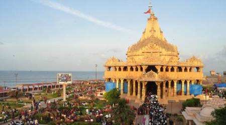 Amid terror threats cultural programme at Somnath temple deferred