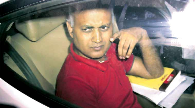 Somnath Bharti, Somnath Bharti surrenders, Somnath Bharti DElhi Police, Somnath Bharti Supreme Court, Delhi news, India news