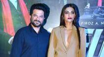 Welcome Back, Welcome Back premiere, Anil Kapoor, Sonam Kapoor, Anil Sonam, Welcome Back premiere photos